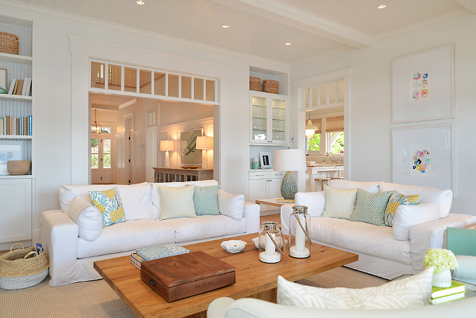Living room layout. Sunshine Coast Home Design.