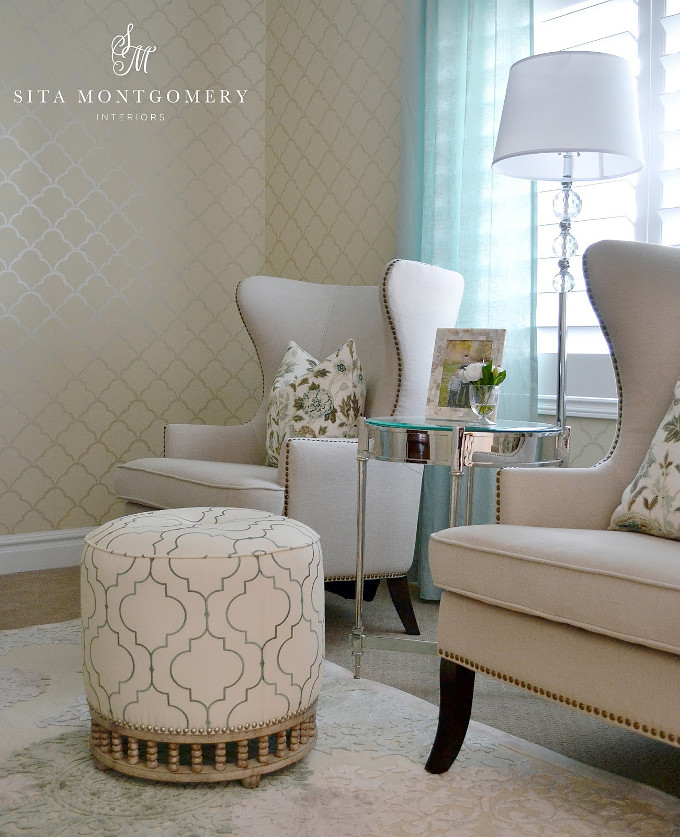 Livng Room. Sita Montgomery Interiors.