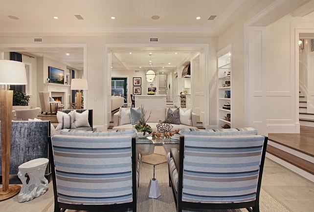 Ultimate california beach house with coastal interiors for Main floor flooring ideas