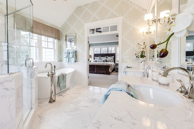 Master Bathroom. Master Bathroom Design. Master Bathroom Ideas. Master Bathroom Decor. Master Bathroom Materials. #MasterBathroom