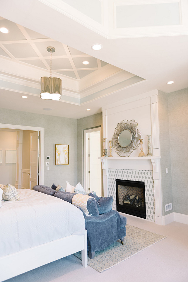 master bedroom fireplace inspiring family home interiors home bunch interior 12273
