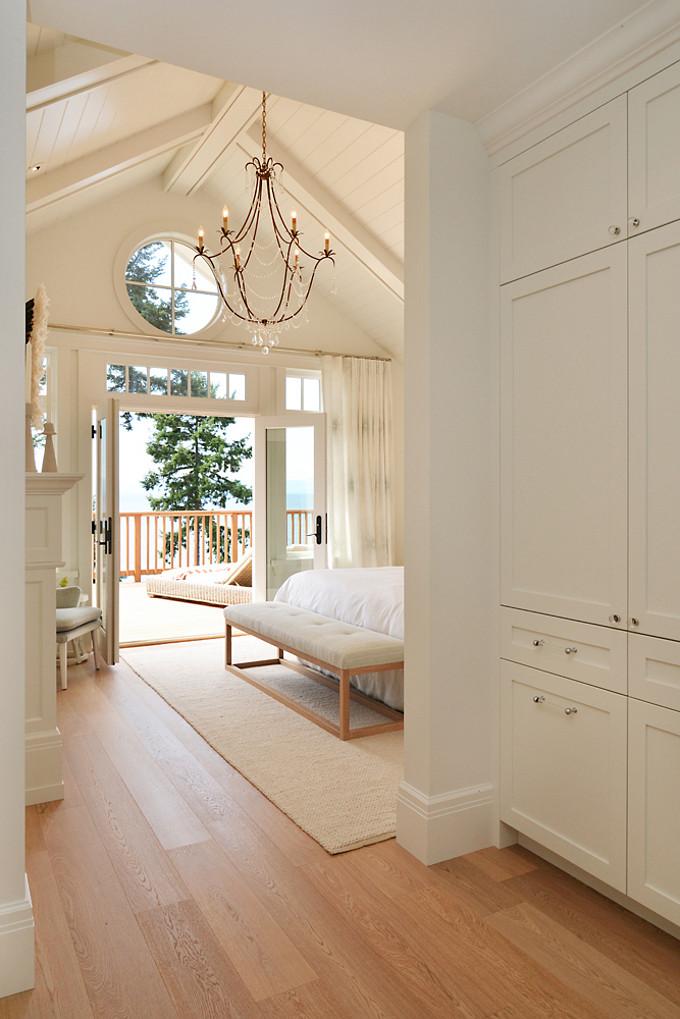Master Bedroom. Sunshine Coast Home Design.