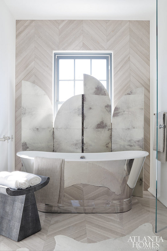 Bathtub Ideas. Wow! This is the bathtub of my dreams! #Bathtub #Freestanding #bathroom