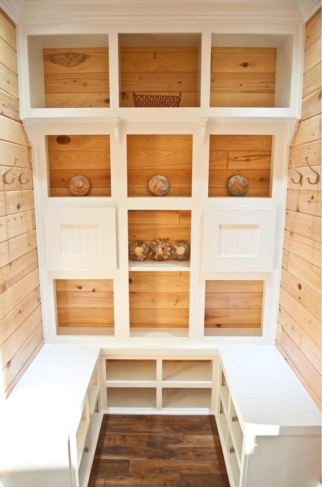 Mud Room. Mud Room Cabinet. Mud Room Cabinet Ideas. Small Mud Room Cabinet Ideas. #Mudroom #MudroomCabinet #SmallMudroom Blue Sky Building Company.