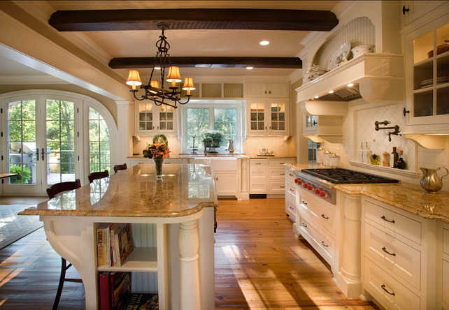80 photos of interior design ideas home bunch interior for Traditional kitchen design