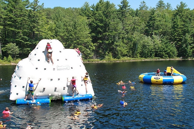 Muskoka Lake Activity Ideas. Muskoka Lake Activities. Kids Muskoka Lake Activities. #MuskokaLake #Activities Via Camp Muskoka.