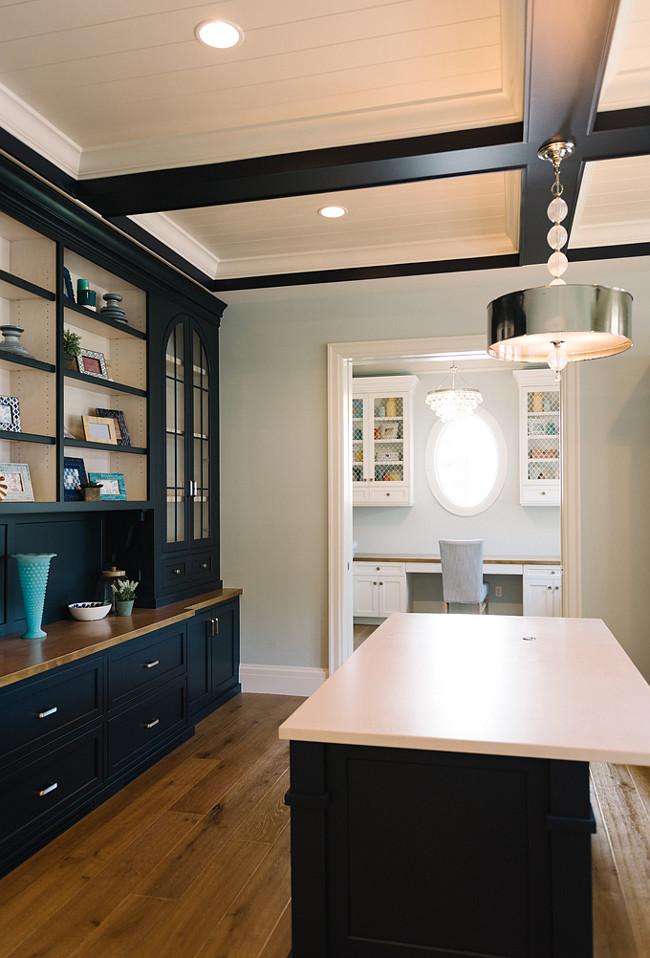 Navy Cabinet Paint Color. Navy Cabinet Ideas. Navy Cabinet. Dark