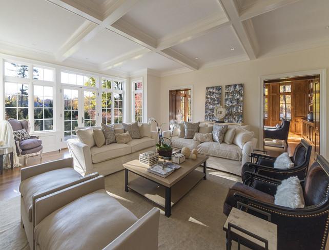 Neutral color palette for living room for Neutral palette living room