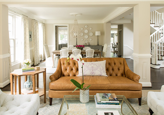 Family Home With Neutral Interiors Home Bunch Interior Design Ideas