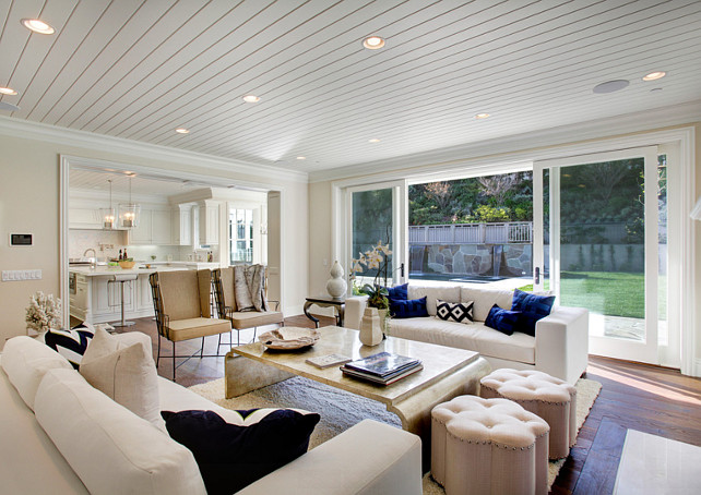 Los Angeles Family Home with Transitional Interiors - Home ...