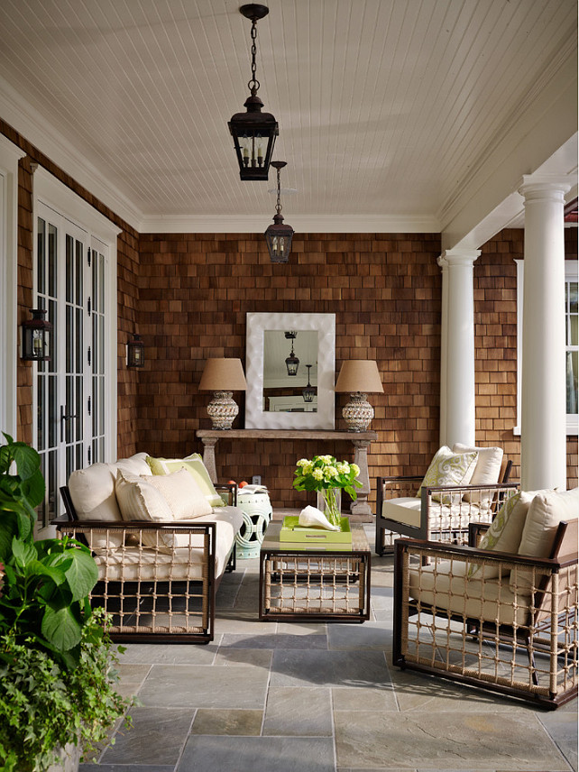 East Coast Inspired Shingle House Home Bunch Interior