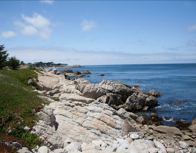 Pacific Grove, CA. Beautiful cottage in Pacific Grove, CA #Cottage #PacificGrove #California