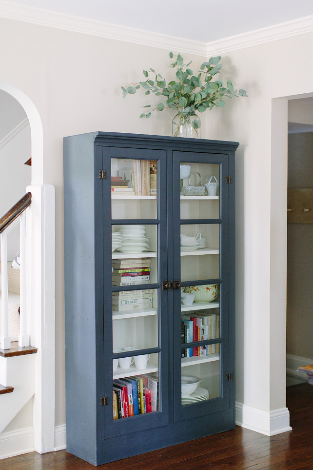 Painted Cabinet. Painted Cabinet ideas. Painted Cabinet Paint Suggestions. Painted Cabinet Paint Color. Painted Cabinet. #PaintedCabinet Kate Marker Interiors.
