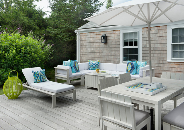 Patio Decorating Ideas. #PatioDecoratingIdeas Ben Gebo Photography. Annsley Interiors.