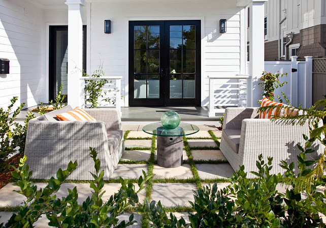 Patio Furniture Ideas. White wicker furniture. Patio white wicker furniture. #Patio #Furniture #whiteFurniture #OutdoorFurniture #Wicker #Whitewicker