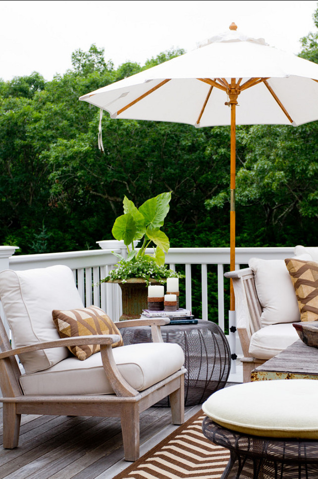 Patio Furniture. Beautiful Patio Furniture. #PatioFurniture