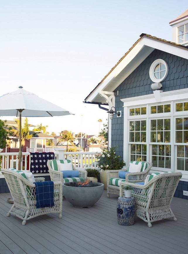 Latest Coastal Living Showhouse - Home Bunch Interior ... on Beach House Patio Ideas id=45914