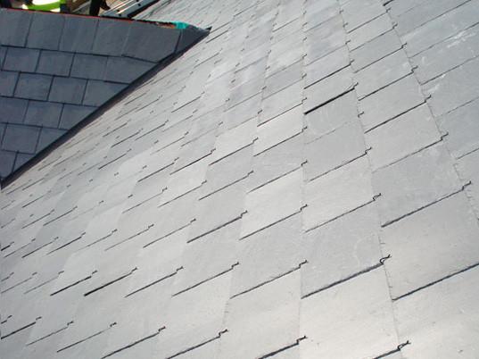 Photovoltaic Slates. Solar Power Roofing ideas #SolarPowerSlateRoof
