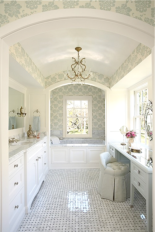 "Pretty Bathrooms Ideas tag archive for ""pretty bathrooms"" - home bunch – interior design"