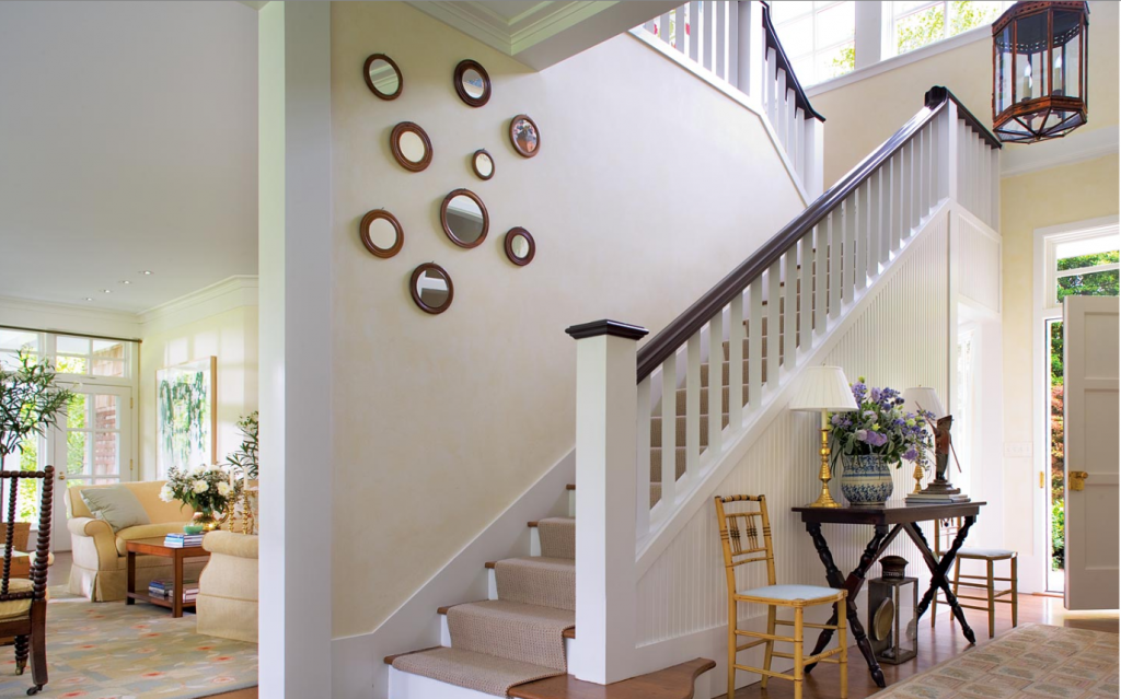 Country Home Foyers : Hamptons country home bunch interior design ideas