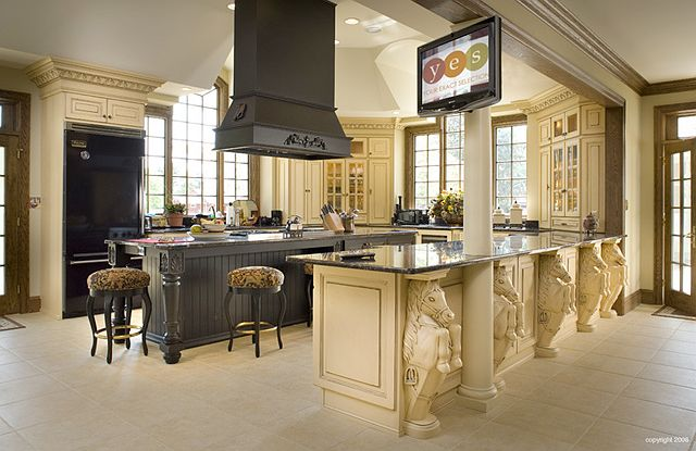 Cool Or Fool Horse Kitchen Design Home Bunch Interior