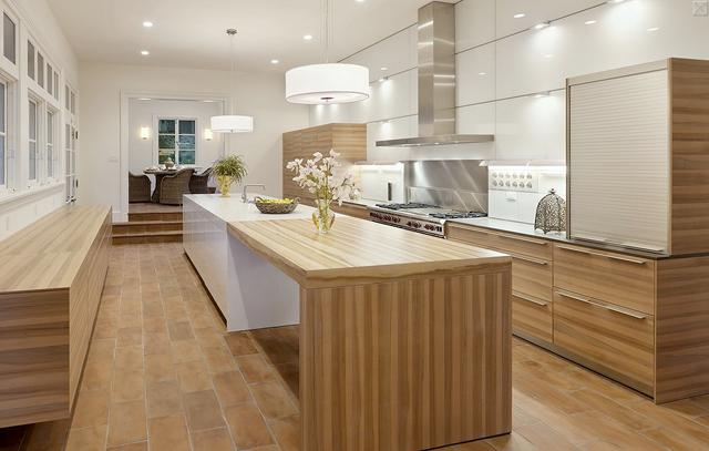 Modern Kitchen Old House santa barbara's timeless beauty - home bunch – interior design ideas