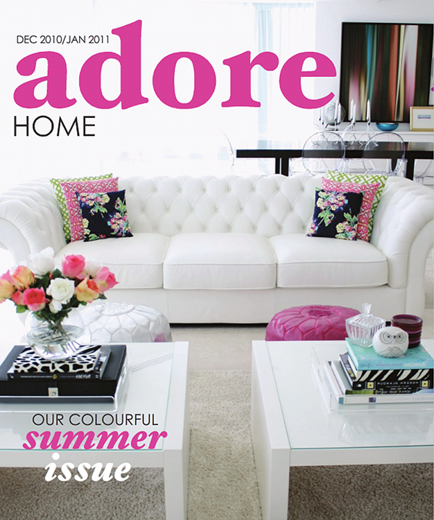 Adore home magazine home bunch interior design ideas for Home and decor magazine