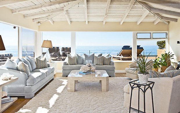 Perfect Dreaming Of Living By The Sea Is Something That Many Of Us Do And This  Gorgeous House In Malibu Makes Me Wish To Be Right There, Feeling The Sandu2026  Wait!
