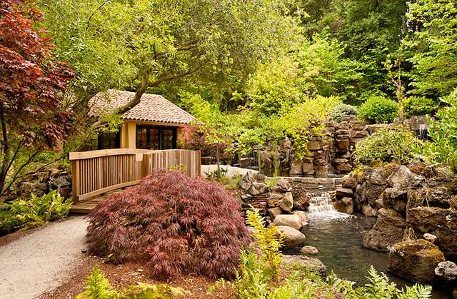 Beautiful Backyards On Pinterest Spanish Style Homes
