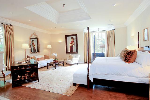 celebrity master bedrooms images