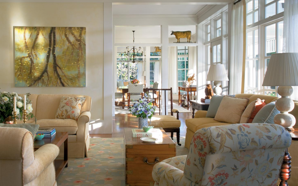 beautiful country living rooms hamptons country home home bunch interior design ideas 16809