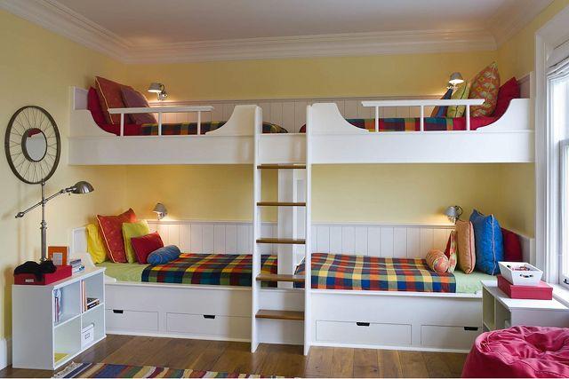 San francisco dream home home bunch interior design ideas for Belle chambre de fille