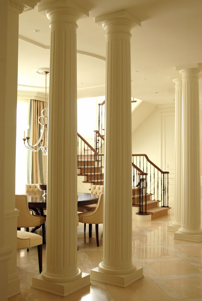Tag archive for montreal interior designer home bunch Interior columns design ideas