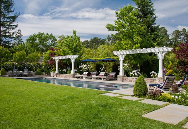 Pool Garden Ideas. Pool Garden Areas. Pool Garden Backyard. #Pool #Garden #Backyard David Thorne Landscape Architect.