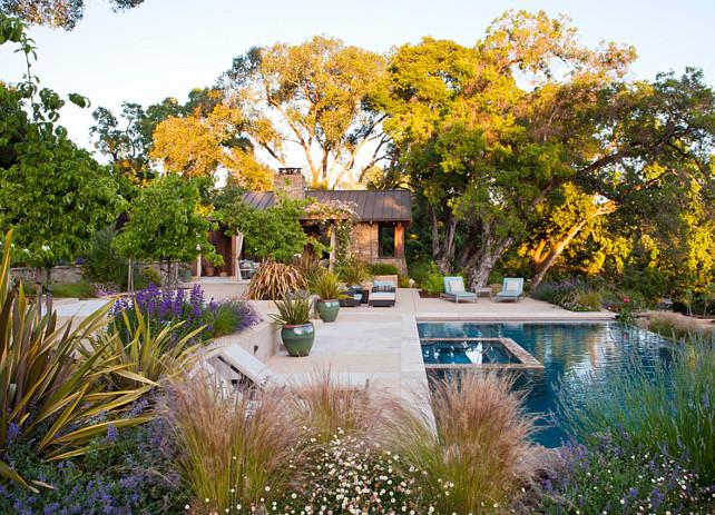 Pool Ideas. Pool Landscaping Ideas. Pool Landscaping. Landscaping surrounding pool. #pool #Landscaping Arterra Landscape Architects