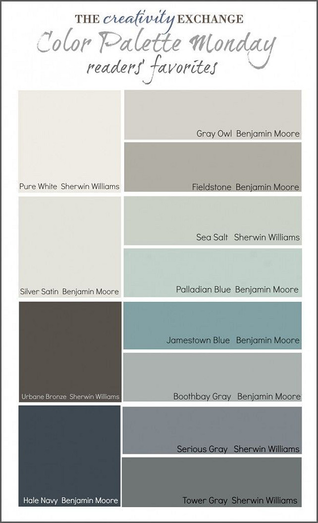 interior paint color color palette ideas home bunch an interior