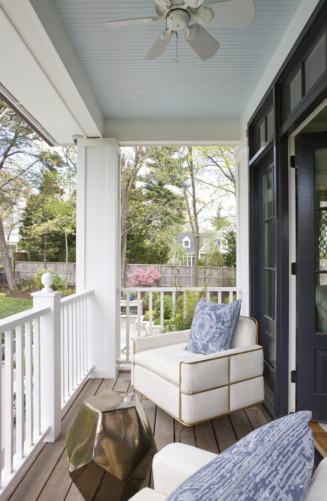 Porch Ideas. Porch Furniture Ideas. #Porch #OutdoorFurniture  2 Ivy Lane.