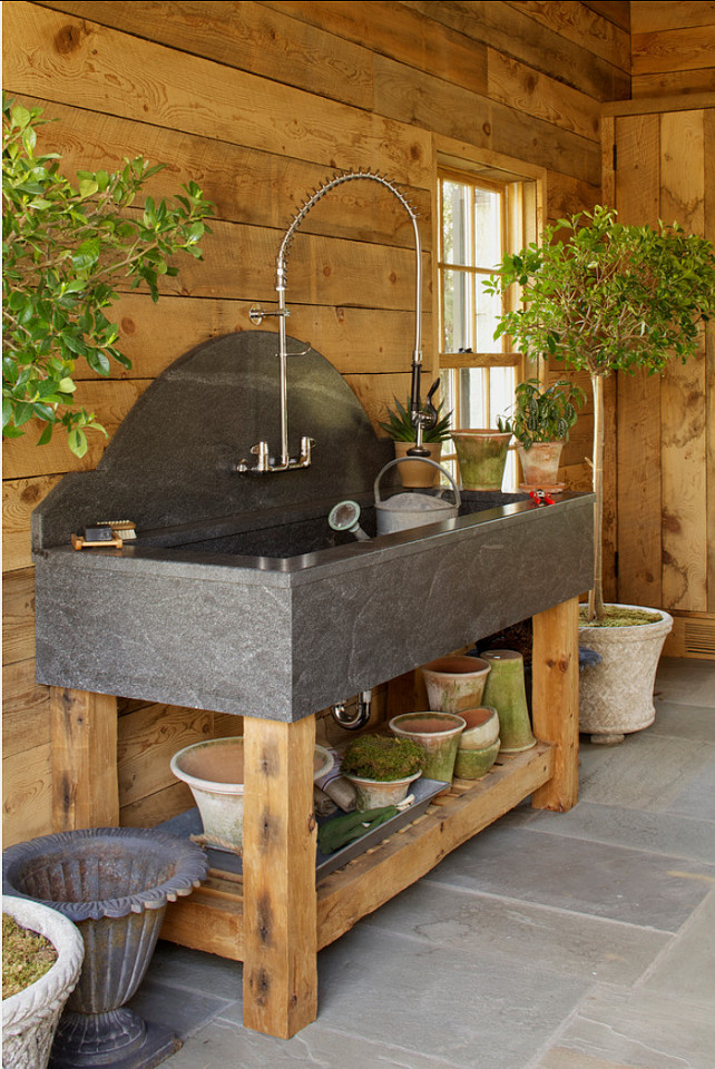 Potting Shed Ideas. Greenworld Pictures Inc.