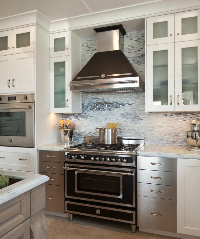 "Range. Bertazzoni Heritage 36"" 6-Burner Gas Range. Kitchen Range Ideas. #BertazzoniHeritage #GasRange #Range #Bertazzoni"
