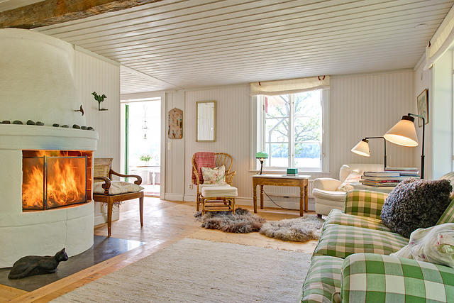 cottage of the week: sweden - home bunch – interior design ideas