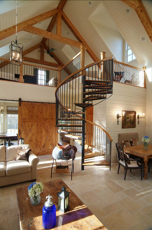 how to choose between spiral and modular staircases home