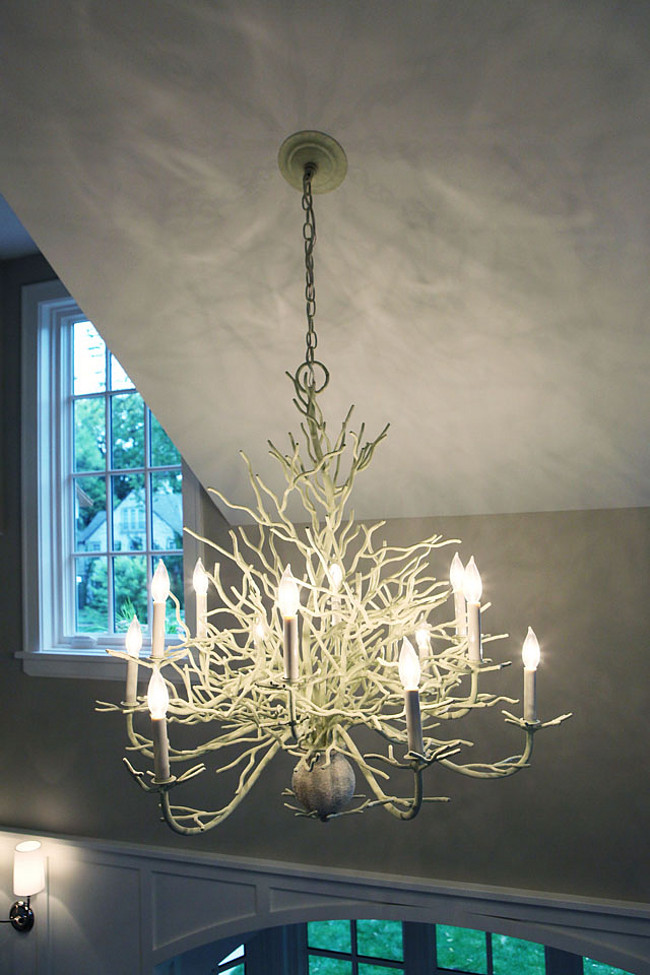 Seaward Chandelier by Currey and Co. Seaward Chandelier by Currey and Co. Michele Skinner. Chandelier is the Seaward Chandelier by Currey and Company. Michele Skinner.
