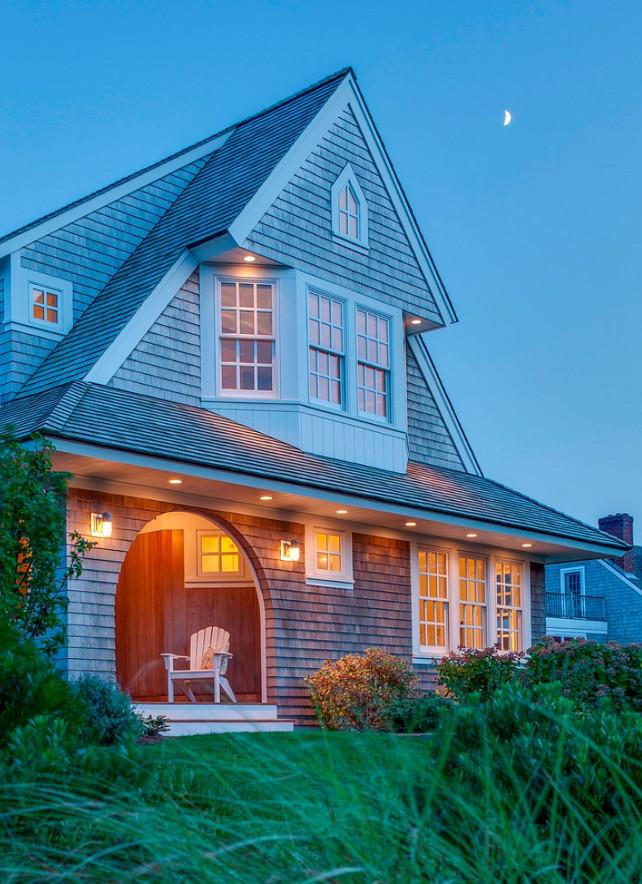 Shingle Home Design Ideas #ShingleHomes #ShingleHomesIdeas #ShingleHomesDesign  Polhemus Savery DaSilva.