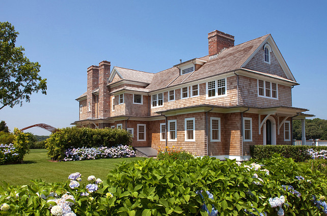 Luxury shingle style homes house design plans for Luxury shingle style house plans