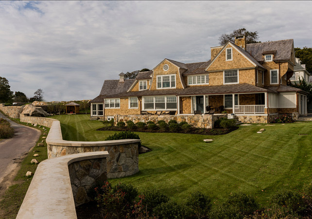Miraculous Classic Shingle Style Homes Home Style Largest Home Design Picture Inspirations Pitcheantrous