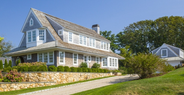 Cape Cod Shingle Beach House With