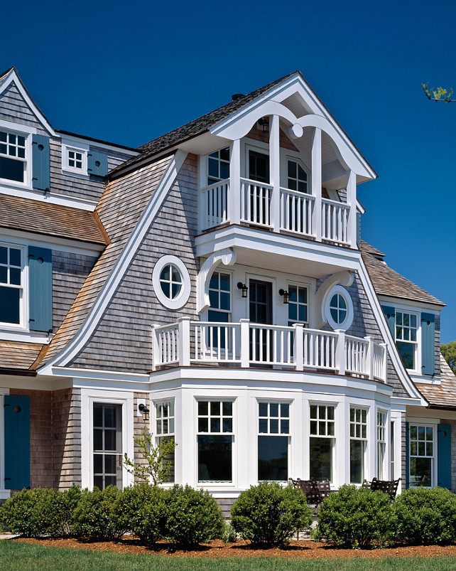Shingled Home Ideas. Shingled Homes #Shingledhomes Polhemus Savery DaSilva.