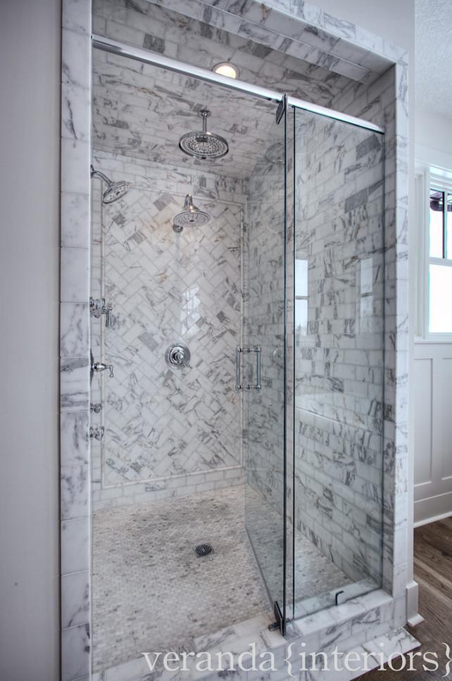Shower Design. Shower Tiling Design. #Shower #ShowerDesign #ShowerTiling  Veranda Estate Homes