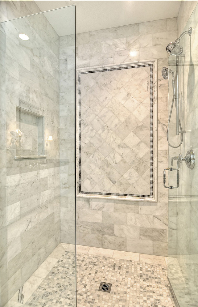 marble bathroom tile ideas family home with coastal transitional interiors home 19388