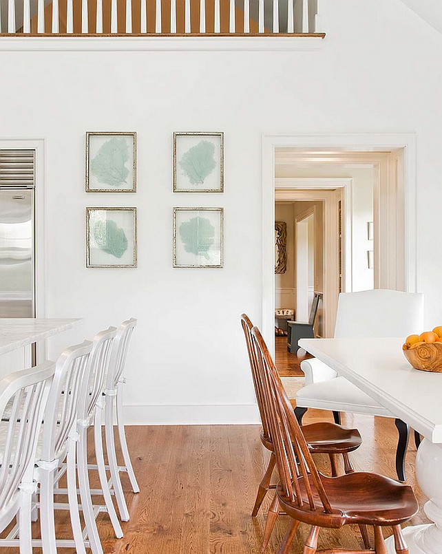 Benjamin Moore Simply White: Interior And Home Exterior Paint Color Ideas